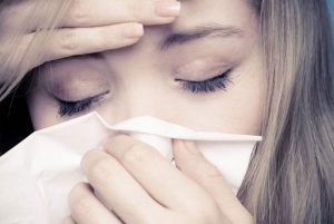 combatir los resfriados y las gripes a través de la alimentación.