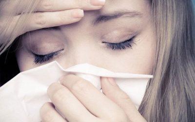 Resfriados y gripes, cómo combatirlos con la alimentación