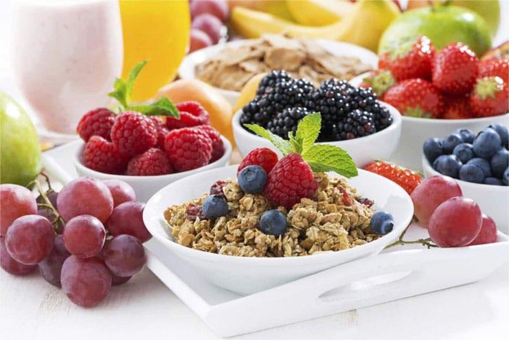 Las 7 reglas para un desayuno saludable y nutritivo